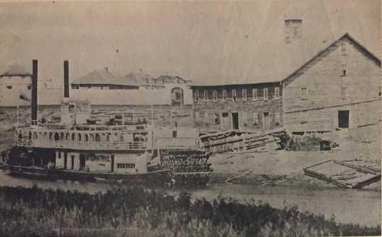 The steamboat International