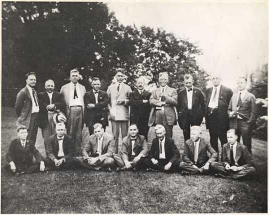 Minnesota Farmer-Labor meeting