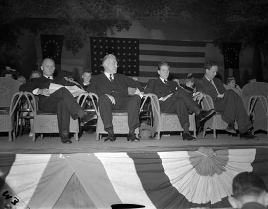 America First Committee meeting