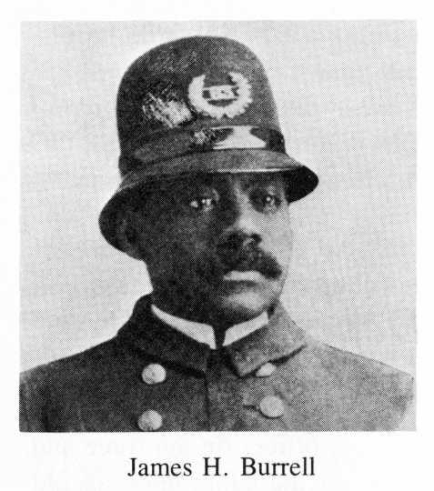 James H. Burrell, 1890s.