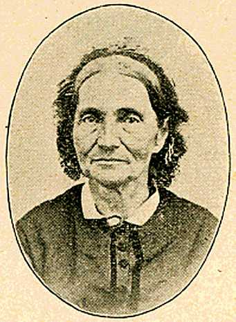 Photogravure of Jane Williamson, undated.