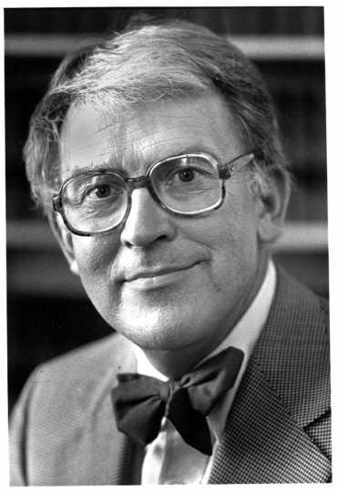 Photograph of John E. Simonett