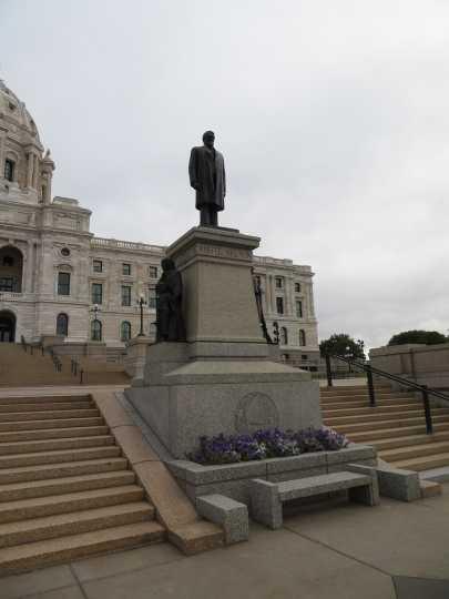 Knute Nelson Memorial
