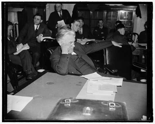 Henrik Shipstead in Washington