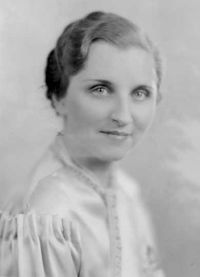 Photograph of Marie Frances Robinson Fawcett