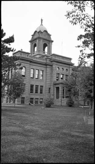 Beltrami County Courthouse