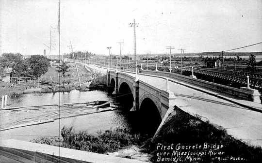 Nymore Bridge, 1930