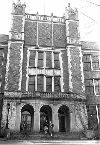 State Teachers College, Mankato, 1939. Photograph by the Minneapolis Star- Journal.