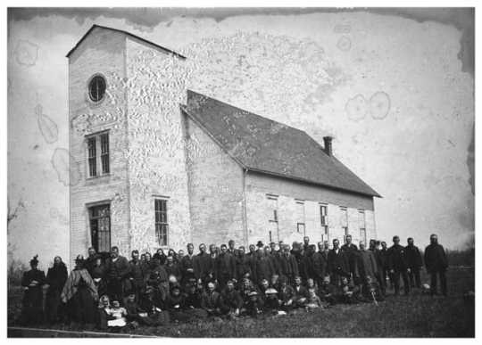 Immanuel Lutheran Church, Almelund