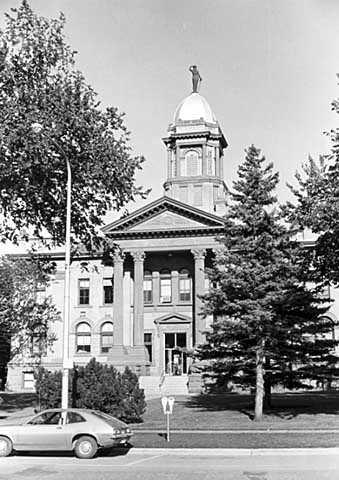 Cottonwood County Courthouse