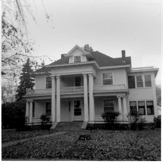 Henrik Shipstead's house in Alexandria