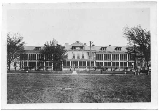 Fort Snelling Hospital