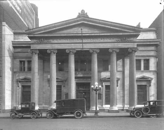 Northwestern National Bank, 1923