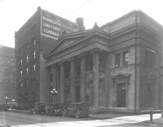 Northwestern National Bank, Minneapolis, 1924