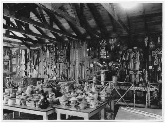 Mille Lacs Indian Trading Post, 1935