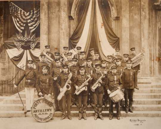 First Battalion of Artillery Band