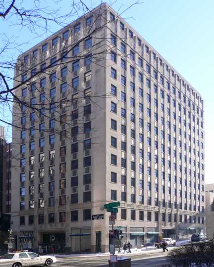 Color image of the Minnesota Building, 2009.