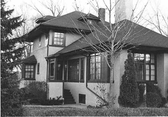 Charles Hausler House