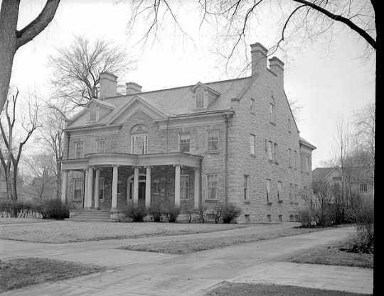 George W. Gardner home