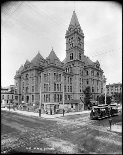 St. Paul City Hall and Ramsey County Courthouse