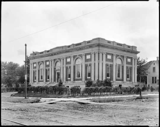 Arlington Hills Branch Library, St. Paul