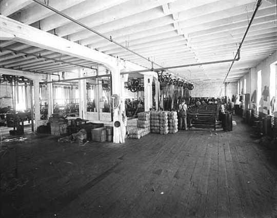 Twine factory, Stillwater Prison