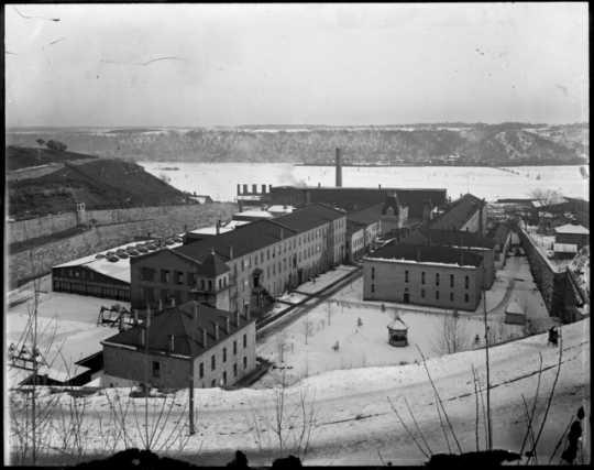 Minnesota State Prison, Stillwater