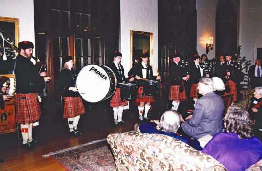 Macalester College Pipe Band