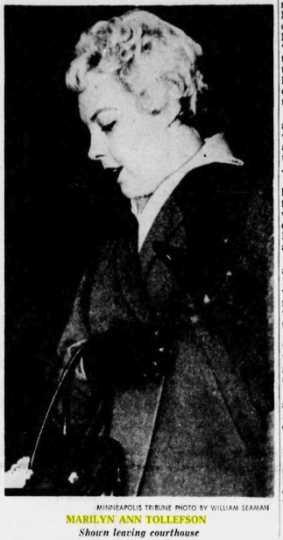 Marilyn Ann Tollefson