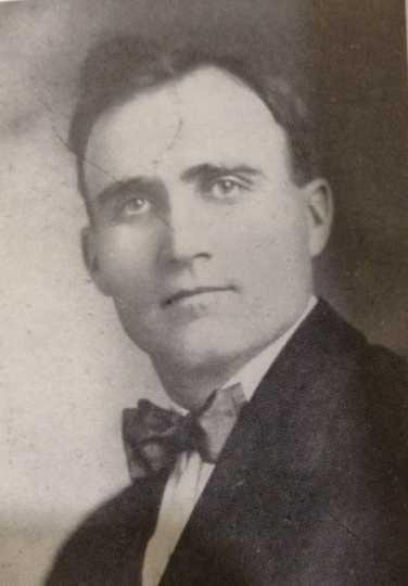Photograph of Oscar Martinson