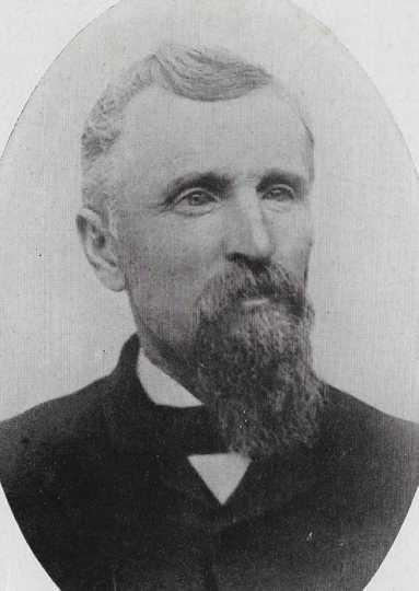 Photograph of Michael Henry Onstine