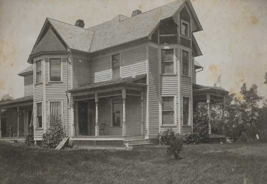 Photograph of Fairfield House, Henrytown