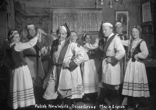 Polish New World Dance Group