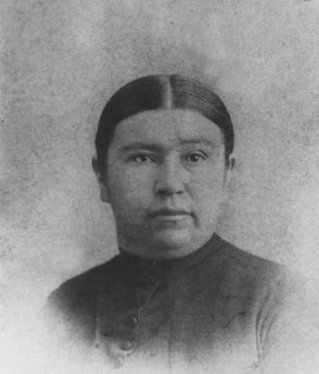 Picture of Natalie Graham, Ernest Wabasha's Paternal Grandmother