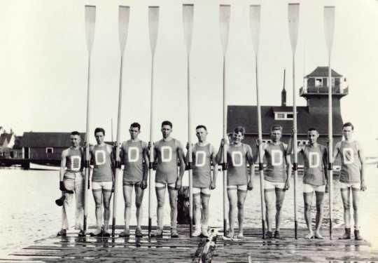 Duluth Boat Club Senior Eight
