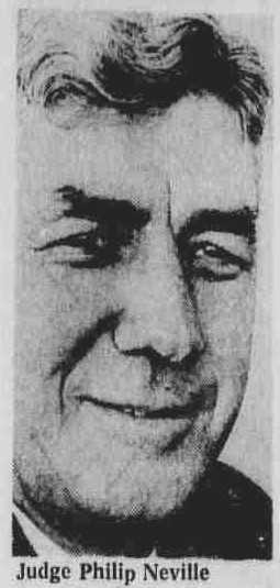 Judge Philip Neville