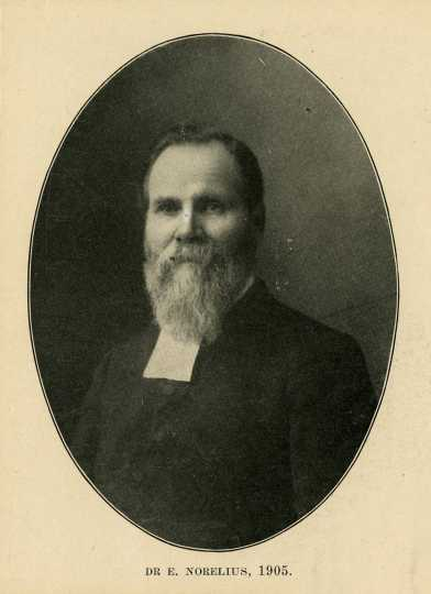 Eric Norelius, Swedish-American clergyman