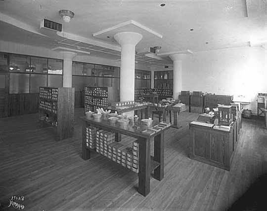 Northrup, King and Company seed laboratory