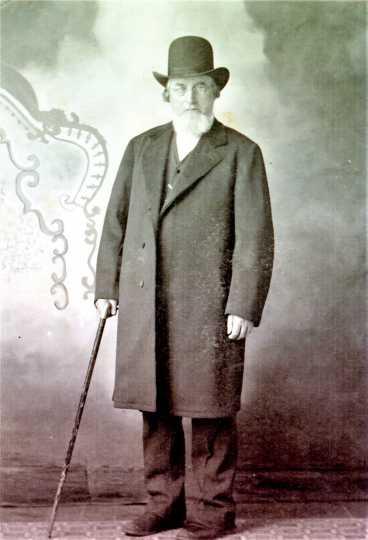 Osmund Osmundson, ca. 1910