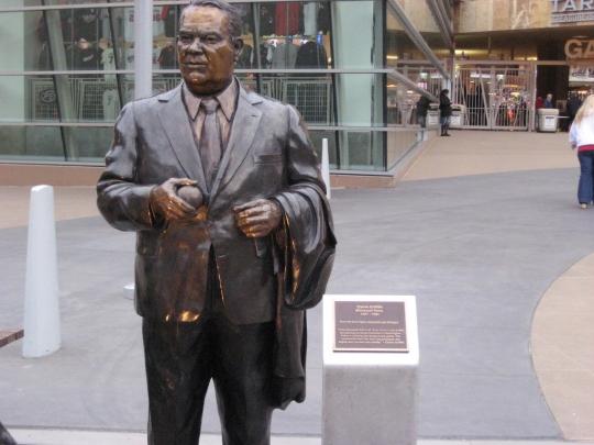 Calvin Griffith memorial