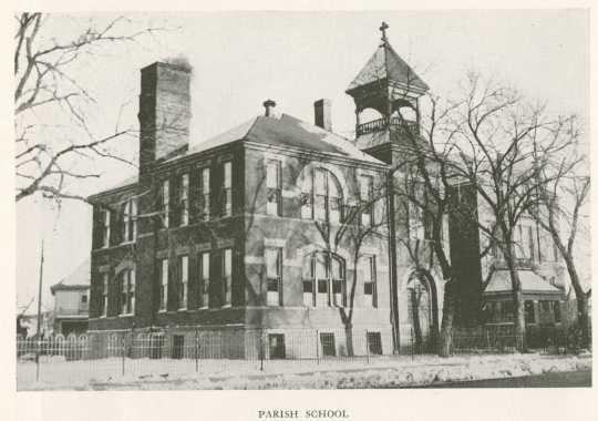 Our Lady of Lourdes Parish School [undated]