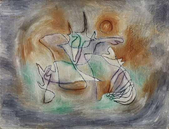 Howling Dog (Paul Klee)