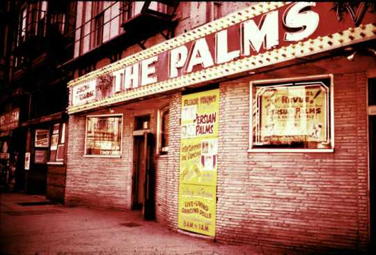 Persian Palms Nightclub