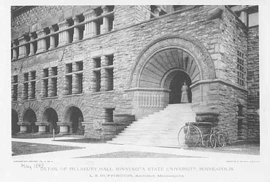Pillsbury Hall, University of Minnesota