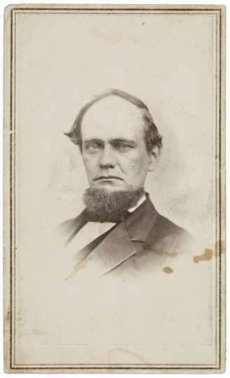 Governor John Sargent Pillsbury