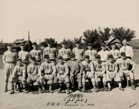 Polish National Alliance baseball team
