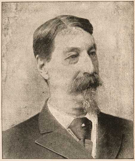 Photograph of Russell C. Munger