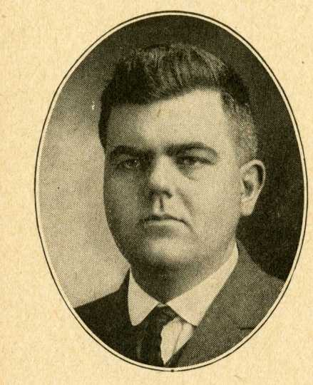 Representative Theodore Christianson, Jr., 1919. From the Forty-First Minnesota Legislative Session Manual.