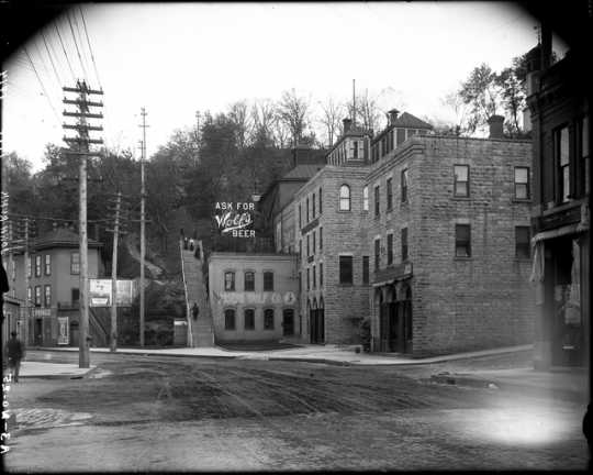 Photograph of Joseph Wolf Brewing Company
