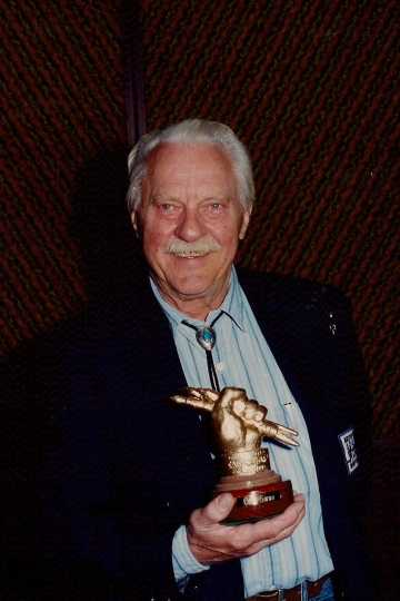 Photograph of Curt Swan in Minnesota, October 2, 1993